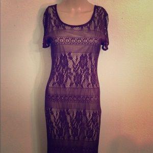 Gorgeous Vintage Jessica Howard  Maxi Dress